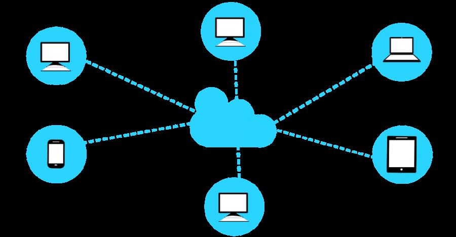 Cloud Computing pNG